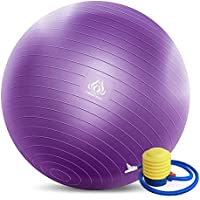 Forbidden Road Exercise Yoga Ball (4 Sizes, 4 Colors) 400...