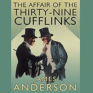 The Affair of the Thirty Nine-Cufflinks Audiobook