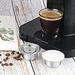 Belissy-230ml-in-Acciaio-Inox-Riutilizzabile-caffe-Capsule-Cup-Filtro-Kit-Accessori-Fit-for-Vertuo-piu