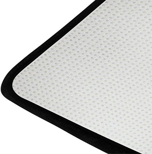 COOSUN Unicorn Doormat, Entry Way Indoor Outdoor Door rug with Non Slip Backing, (23.6 by 15.7-Inch)