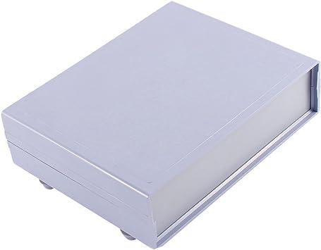 150 x 120 x 40mm Caja Funda Plástica Proyecto Electrónico ...