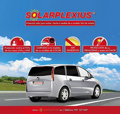 Keine Folien Auto Sonnenschutz fertige passgenaue Scheiben T/önung Vorsatzscheiben Seat Ateca ab Bj Sonnenblenden 16
