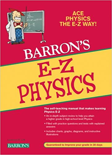 E-Z Physics (Barron's E-Z Series): Robert L. Lehrman ...