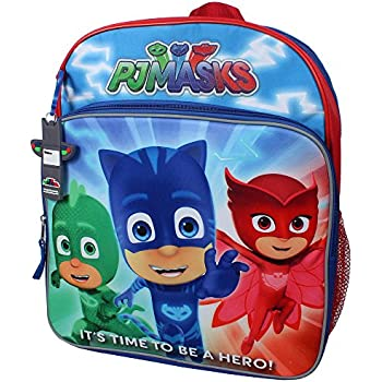 Disney Junior PJ Masks Owlette, Gekko and Catboy Its Time To Be A Hero! 14 Ba.