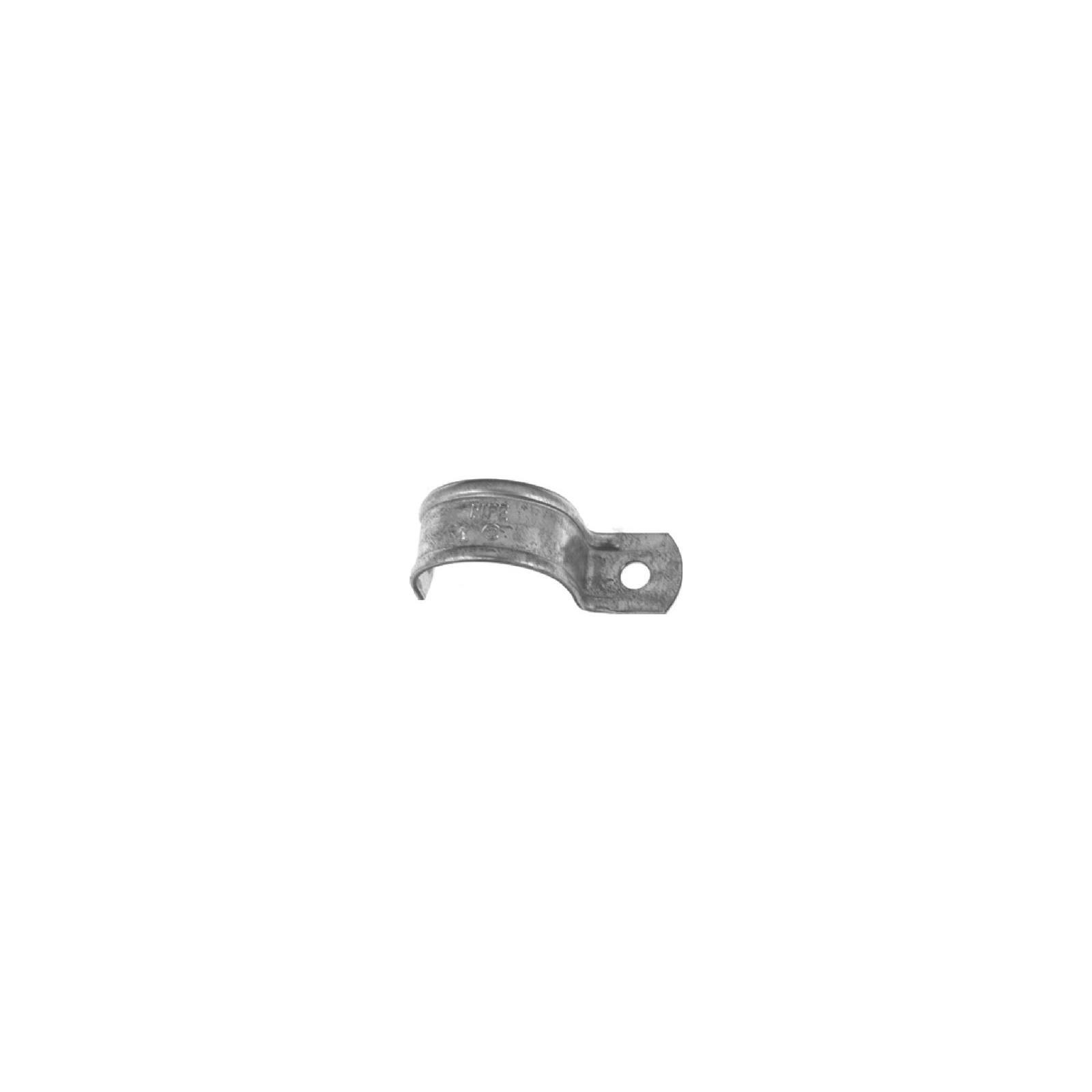 Halex/Scott Fetzer 96115 Rigid/IMC Conduit Steel Strap, One Hole, 1-1/2-In. - Quantity 10
