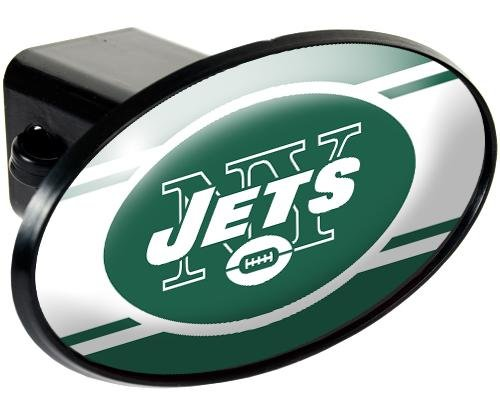 NFL New York Jets Trailer Hitch Cover Jets Hitch
