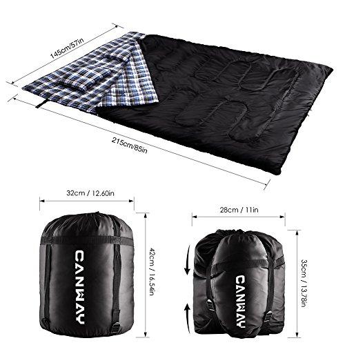 Buy oversized sleeping bag