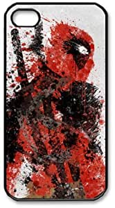 Deadpool Iphone 5 Case Cover New Design,best Iphone Case fell happy by mcsharks