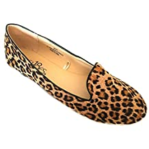 Womens Faux Suede Loafer Smoking Shoes Flats 3 Colors