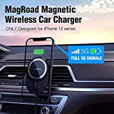Nillkin Magnetic Wireless Car Charger, Mag-Safe Car