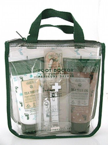 Earth Therapeutics Foot Doctor, Pedicure Kit