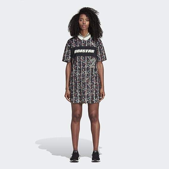 6d349f7294ba adidas Dress Women Black  Amazon.co.uk  Clothing