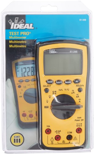 Ideal 61-340 Test-ProMultimeter