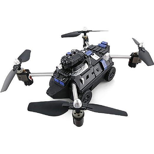 RC aviones no tripulados, tierra y aire cuatro ejes avión no ...