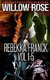 Rebekka Franck Series Box Set: Vol 1-5