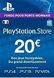 Carte Playstation Network 20 EUR | Code Jeu PSN - Compte français
