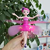 Anda Flying Fairy Doll Girl 6 Years Old, Infrared
