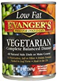 Evanger's Super Premium for Dogs and Cats Vegetaian Dinner, 12 Pack, My Pet Supplies