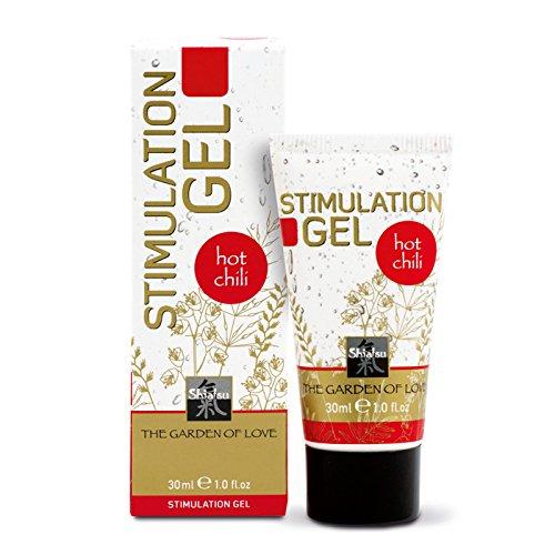 SHIATSU Intim Stimulation Gel - Hot Chilli, 30 ml