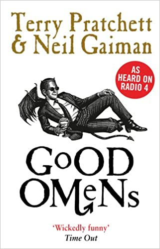 Bildresultat för good omens neil gaiman terry pratchett