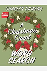 A Christmas Carol Word Search: Scrooge Puzzle Book (Holiday Classics) Paperback