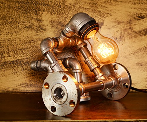 cast iron desk lamp - 8