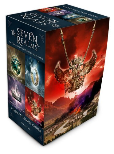 The Seven Realms Box Set (A Seven Realms Novel) [Cinda Williams Chima] (Tapa Blanda)