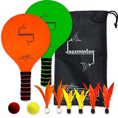 Review Jazzminton Deluxe LED 3