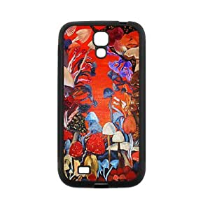 Custom Mushroom Back Cover Case for SamSung Galaxy S4 I9500 JNS4-655 wangjiang maoyi