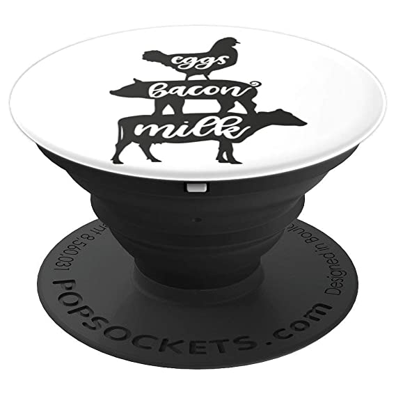 676f34cdb5f Amazon.com  Funny Baking Cooking Sign Design 6 Eggs Bacon Milk ...