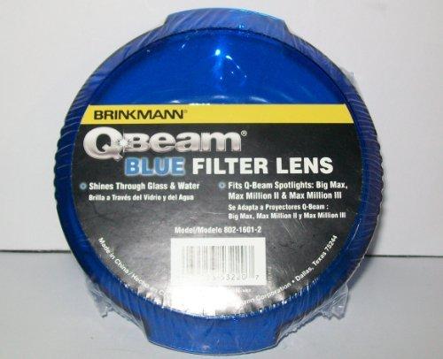 Brinkmann Q-Beam Blue Filter Lens