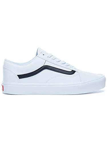 8a9cfa2ab2 Vans Old Skool Lite Classic Tumble True White  Amazon.de  Schuhe    Handtaschen