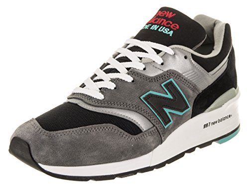 Cgb black New Balance Grey M997 YZf7q6z