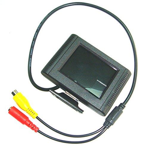 2.5 インチ 液晶ビデオモニター   B01HPIB0FS