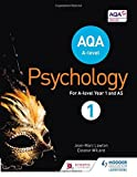 img - for AQA A-Level Psychology: Book 1 by Jean-Marc Lawton (2015-03-27) book / textbook / text book