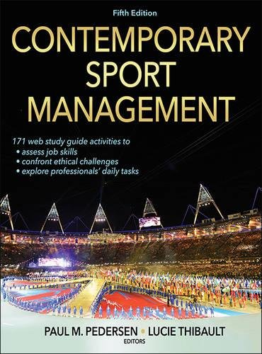 Contemporary Sport Management-5th Edition With Web Study Guide