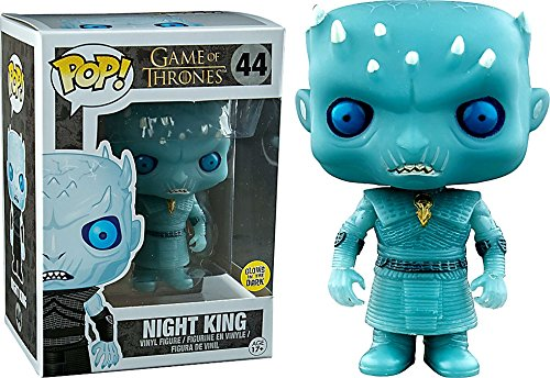 Game Of Thrones Funko Pop! - Glow Glow Glow in the dark - Night King 44 Sammelfigur Standard d9f13c