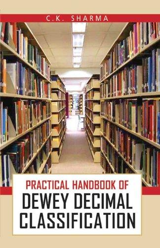 Practical Handbook of Dewey Decimal Classification