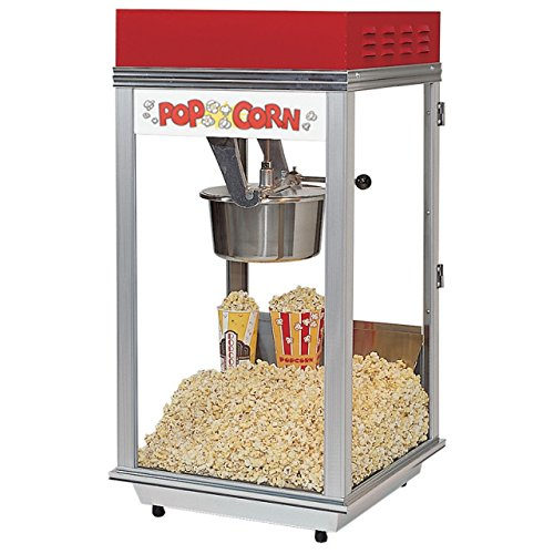 8 oz gold medal popcorn machine - 8
