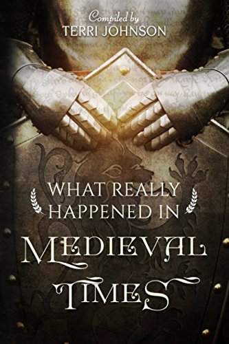 What Really Happened in Medieval Times: A Collection of Historical Biographies by Knowledge Quest, Inc. (Image #1)