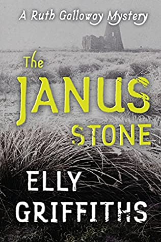 book cover of The Janus Stone