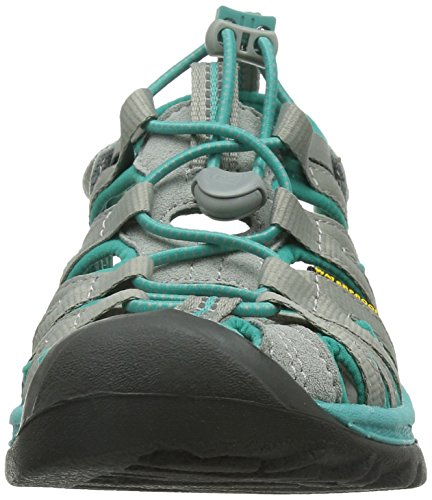 5124 Gray Outdoor WHISPER Keen Grau Donna Neutral BKGA Lagoon Sandali I45w8qw