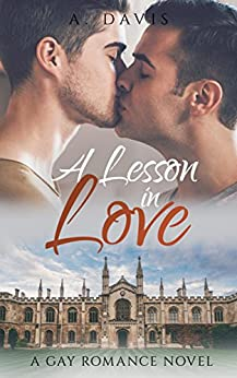 Lesson Love Gay Romance Novel ebook product image