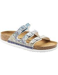 Birkenstock Womens Florida Birko-Flor Sandals