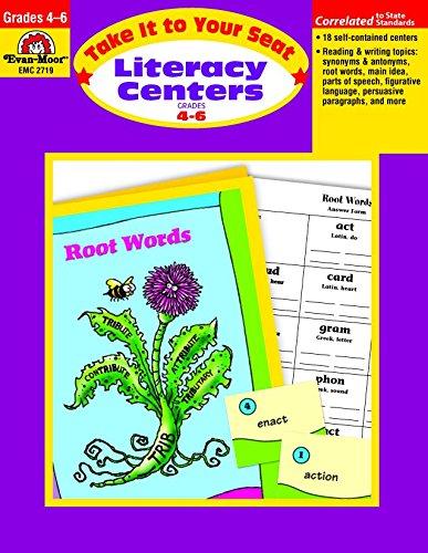 Download Take It to Your Seat Literacy Centers, Grades 4-6 pdf epub