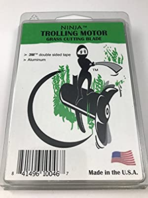 Ninja Trolling Motor Grass Blade