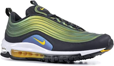 Amazon Com Nike Mens Air Max 97 Liquid Metal Running Shoes