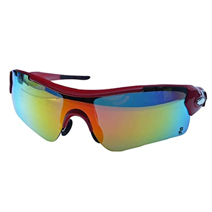 af827a3d764 Amazon.com   FullScope Sports FSS1314 Sports and Outdoor Sunglasses    Sports   Outdoors