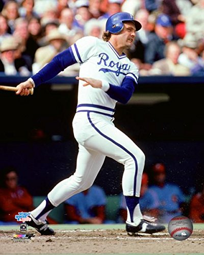 - George Brett Kansas City Royals 1980 World Series Action Photo (Size: 20