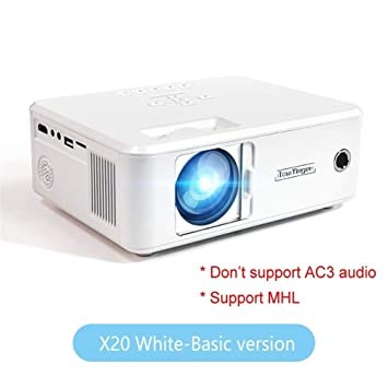 HD Mini proyector LED Full HD 1080P Video Beamer Cine en casa ...